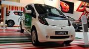 Salon de Bruxelles 2011 : Les véhicules électriques