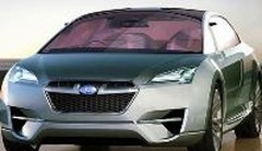 Subaru passe bientôt à l'hybride... pour l'image