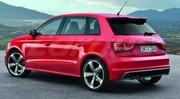 Audi A1: la version Sportback pour 2012 ?