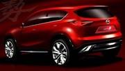 Salon de Genève 2011 : Mazda Minagi Concept