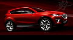 Mazda Minagi Concept : premières images