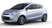 Global small : un concept Mitsubishi pour Genève