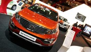 Salon de Bruxelles 2011 : Les SUV, catégorie poids moyens !