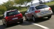 Essai Peugeot 207 SW 1.6 HDi 92 vs Seat Ibiza ST 1.6 TDI 90 : Citadines pour le fret