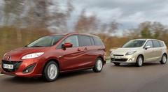 Essai Nouveau Mazda 5 vs Renault Grand Scénic : le match