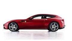 La nouvelle Ferrari FF à 4 roues motrices