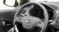 La nouvelle Kia Picanto vue de l'intérieur