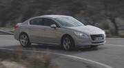 Essai vidéo de la Peugeot 508