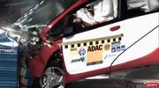 L'ADAC crashe la Mitsubishi iMiEV