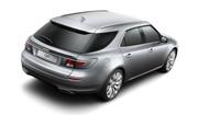 Nouvelle Saab 9-5 Estate : présentation au salon de Genève