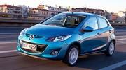 Essai Mazda 2 1.5 MZR 102 ch : Mise en conformité