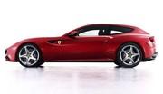 Ferrari Four : une 4 roues motrices pour Genève