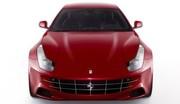 Ferrari FF : 4 places et autant de roues motrices