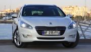 Essai Peugeot 508 : SW e-HDI 112 Allure, GT 2.2 HDI 204 berline