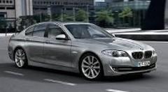 BMW : une série 5 électrique pour la Chine