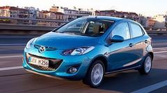 Mazda 2 : une version électrique en 2012