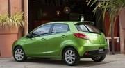 Mazda 2 : bientôt une version 100% électrique