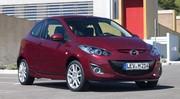 Mazda lancera une voiture électrique en 2012