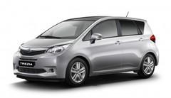 Subaru Trezia, break ou monospace : Trezia, le petit break de Subaru