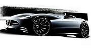 Alfa Romeo 4C : un concept à Genève ?