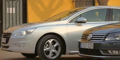 Essai Peugeot508 contre VWPassat: Bourgeoises mais pas trop