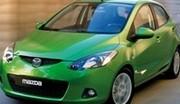 La version électrique de la Mazda2 commercialisée en 2012 au Japon