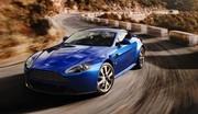 Aston Martin V8 Vantage S : Retour à la raison