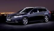 Honda Accord : retouchée et rééquipée