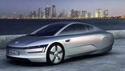 Volkswagen XL1 Concept : Une goutte de mazout