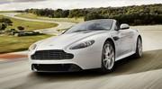 Aston Martin V8 Vantage S : le numéro complémentaire