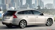 Volvo V60 hybride rechargeable, un temps d'avance sur l'HYbrid4 PSA
