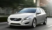 Volvo V60 Plug-in Hybrid : Fibre verte
