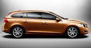 Volvo présentera à Genève une V60 hybride rechargeable