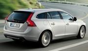 Volvo V60 hybride plug-in
