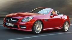 Mercedes SLK 3 : les tarifs