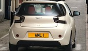 Aston Martin Cygnet : les tarifs