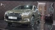 La Citroën DS4 élue plus belle voiture de l'année