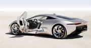 La Jaguar CX-75 élue plus beau concept car de l'année : Le Festival Automobile International décerne ses prix