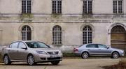 Essai Renault Latitude / Skoda Superb : par KO