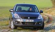 Suzuki Swift 4x4 : armée pour l'hiver