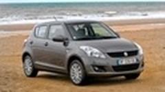Suzuki présente sa Swift 4x4