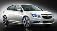 Genève 2011 : la Chevrolet Cruze bicorps de série y sera