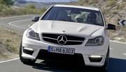 La nouvelle Mercedes C63 AMG en détails et en photos