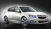 Chevrolet Cruze : La variante 5 portes de série !