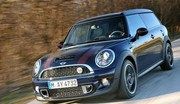 Mini Cooper SD : turbo diesel de 143 chevaux