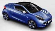 Le Renault Wind s'habille en Gordini pour le salon de Genève