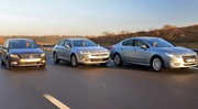 La Peugeot 508 face à ses rivales
