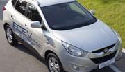 Hyundai va tester ses modèles à hydrogène en Europe