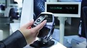 Avec la technologie NFC, BMW espère transformer la clé en porte-monnaie électronique