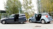 Ford Grand C-Max 2000 TDCi 140 7 pl. contre Peugeot 5008 2.0 HDi 150 : N'est pas roi qui veut